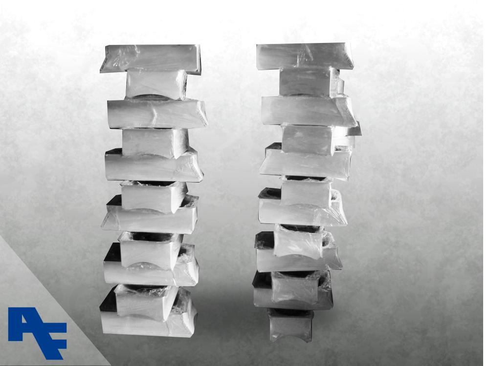 Cuellos para instalar rejillas